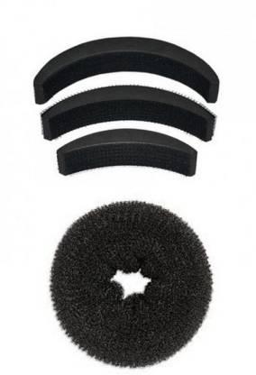 Out Of Box Donut Medium OOB_1005 High Hair Volumizer Bumpits