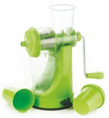 Genius Premium Plastic Hand Juicer