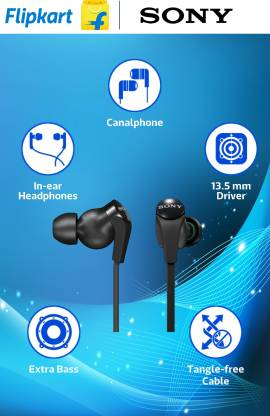 SONY MDR-XB30EX Bluetooth without Mic Headset