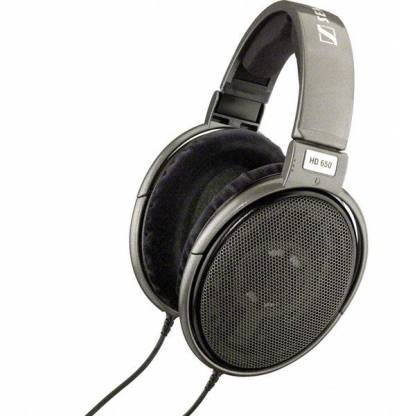 Sennheiser HD 650 Wired without Mic Headset