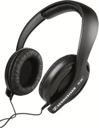 Sennheiser HD 202 II Wired without Mic Headset