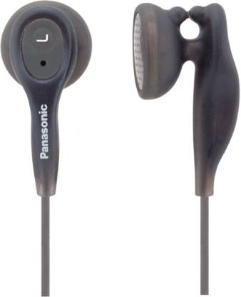 Panasonic RP-HV21E-K Wired without Mic Headset