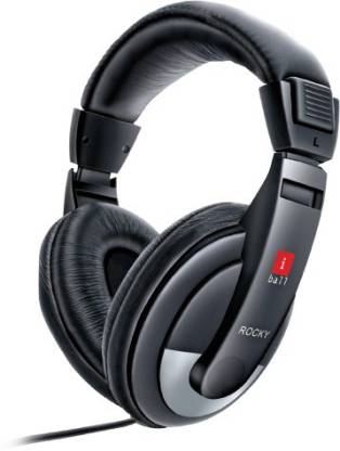 iball Rocky Wired Headset