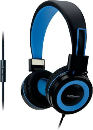 Portronics Aural 202 Wired without Mic Headset