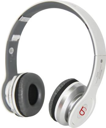 Soodobeatz Solo S450 With Fm And Memory Card Slot (PKT) Wired without Mic Headset