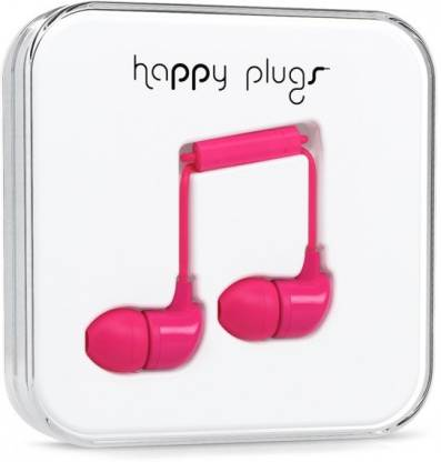Happy Plugs 7724 Wired Headset