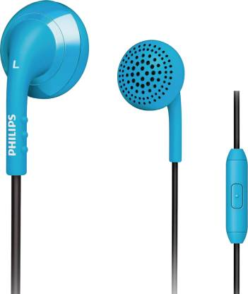 PHILIPS SHE2675BB/28 Wired Headset With Mic
