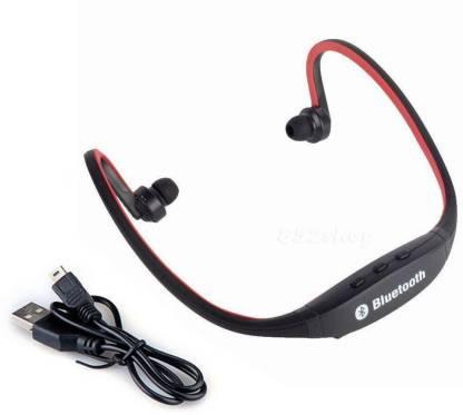 QUIT-X ® Sport Micro SD/TF MP3 Music Player Bluetooth Headset