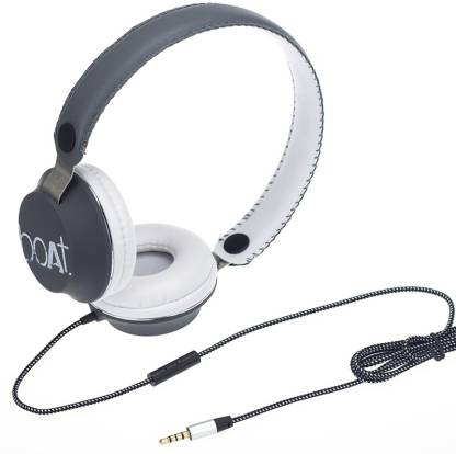 boAt BassHeads 500 Wired Headset