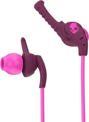 Skullcandy XT Plyo S2WIHX 449 Wired Headset with Mic Plum Pink, In the Ear  Skullcandy Headphones