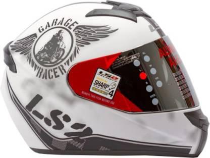 LS2 Rookie Fan Motorbike Helmet