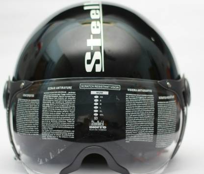 Steelbird SB-27 STYLE Motorsports Helmet