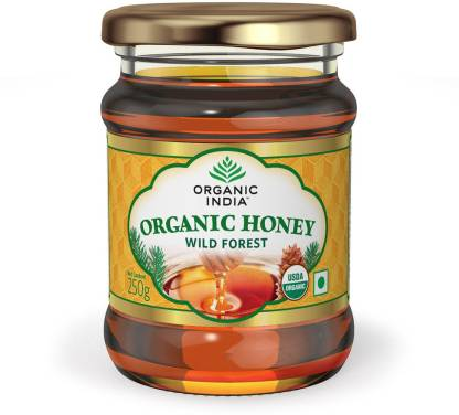 ORGANIC INDIA Honey Wild Forest
