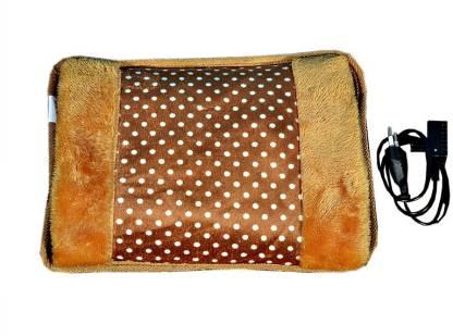 Nrtrading Velvet Pocket Water Bag With Fur Electric 1.5 L Hot Water Bag