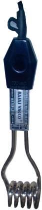 BAJAJ VACCO IR-02 1500 W Immersion Heater Rod