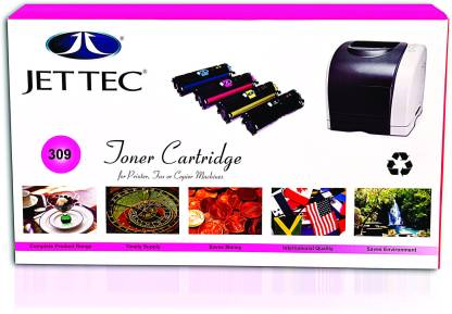 Jettec 309 Black Ink Toner