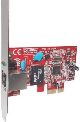 TAG PCI-E_1X_LAN PCI Express Internal Sound Card