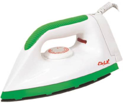 Elvin Victoria Light Weight Electric 750 W 750 W Dry Iron