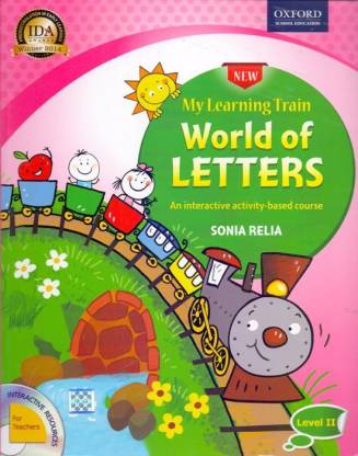 My Learning Train World of Letters Level II