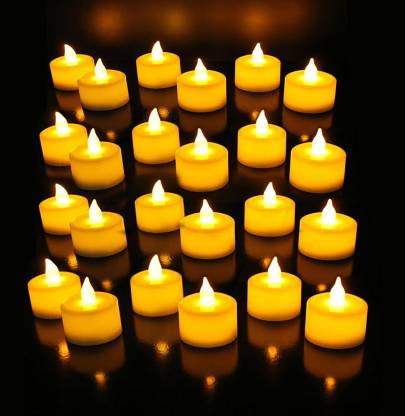 Best Electric Led Candle Lights online in India for Diwali Festival