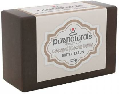 Pure Naturals Butter Soap Coconut | Cocoa Butter