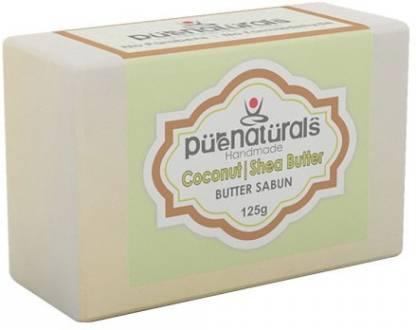 Pure Naturals Butter Soap Coconut | Shea Butter
