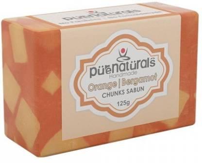 Pure Naturals Chunks Soap Orange | Bergamot