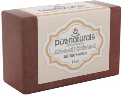 Pure Naturals Butter Soap Almond | Oatmeal