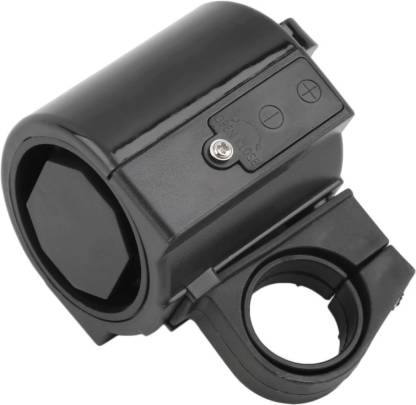 Futaba MTB Bicycle Electronic Bell Loud Horn   Black Bell
