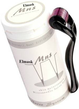 Elmask 540 Titanium Needle DERMA ROLLER Face Treatment Microneedle 2.0mm