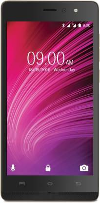LAVA A97 4G with VoLTE (Black Gold, 8 GB)