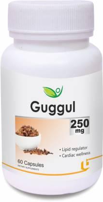 BIOTREX NUTRACEUTICALS Guggul 250mg,