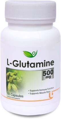 BIOTREX NUTRACEUTICALS L-Glutamine 500mg