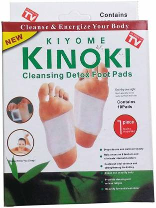 ACM Kinoki Cleansing Detox Foot Pads