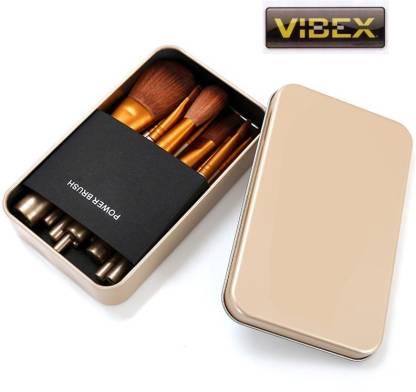 VibeX ® Celebrity Choice Top Brands 12pcs URBAN Makeup Brushes Set