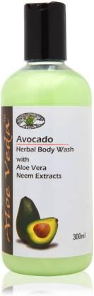 Aloe Veda Avocado Herbal Body Wash