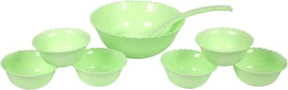 Rich Craft International Sweeto Lie set 7+1 pcs Plastic Serving Bowl