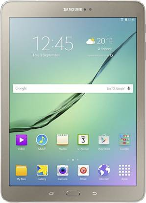 SAMSUNG Galaxy Tab S2 3 GB RAM 32 GB ROM 9.7 inch with Wi-Fi+4G Tablet (Gold)