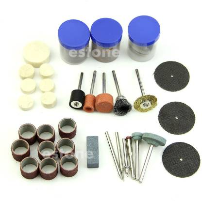 DIY Crafts Set Kit Art Multi Tool Accessory Polishing Tips Set Kit Dremel Nair Art Multi Tool Accessory
