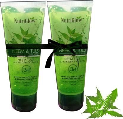 NutriGlow Neem & Tulsi Face Wash