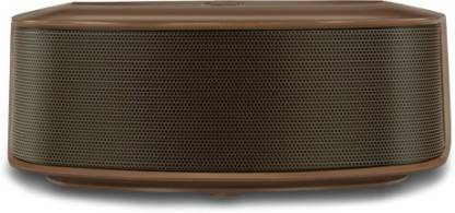 Iball Soundstar BT9 Portable Bluetooth Speaker   Brown, Stereo Channel  Iball Speakers