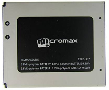 Micromax Mobile Battery For  Canvas XL2 A109