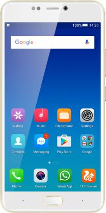 GIONEE A1 (Gold, 64 GB)