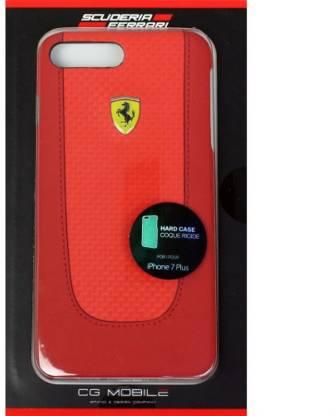 Ferrari Back Cover for Apple iPhone 7 Plus - Ferrari : Flipkart.com