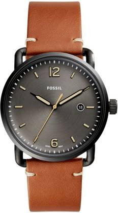 Fossil FS5276 THE COMMUTER 3H DATE Analog Watch - For Men