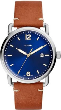 Fossil FS5325 THE COMMUTER 3H DATE Analog Watch - For Men