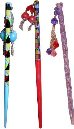 Style Tweak Juda Stick Hair Accessory Set