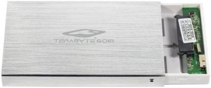 TERABYTE USB 3.0 Hard Drive Casing / Enclosure 2.5 inch Internal Hard Drive Enclosure