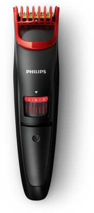 Philips QT4011/15 Runtime: 90 min Trimmer for Men
