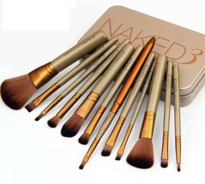 VibeX ™ Powerbrush 12 makeup brush set edition Makeup Brush Kit